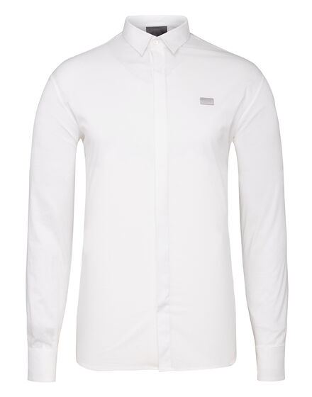 Shirt Platinum Cut LS Calvin