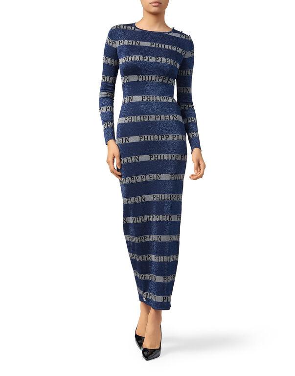 "Knit Day Dress ""Change"""