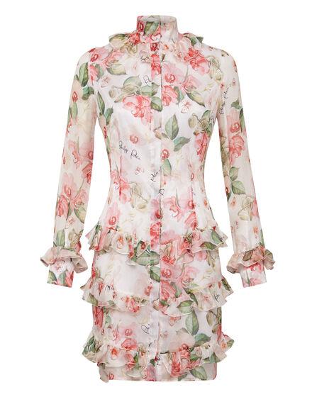 Short Dress Pink Paradise