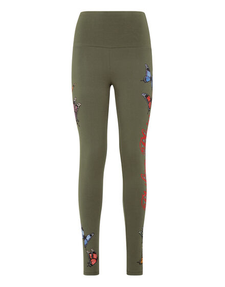 Jogging Leggings Butterfly