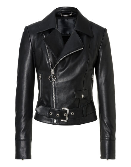 Leather Biker If I can