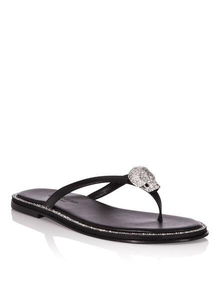 Sandals Flat Bourges
