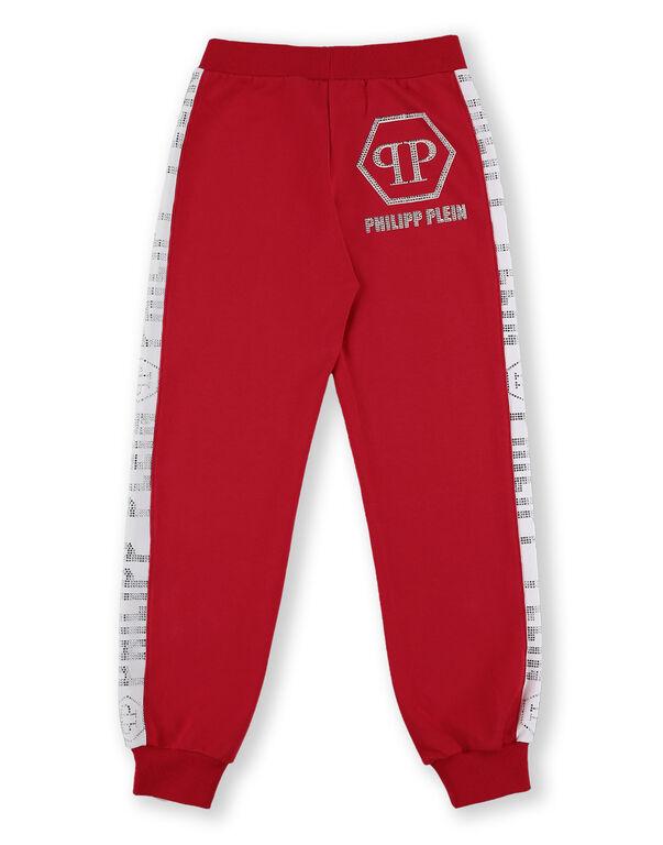 Jogging Trousers Crystal Plein