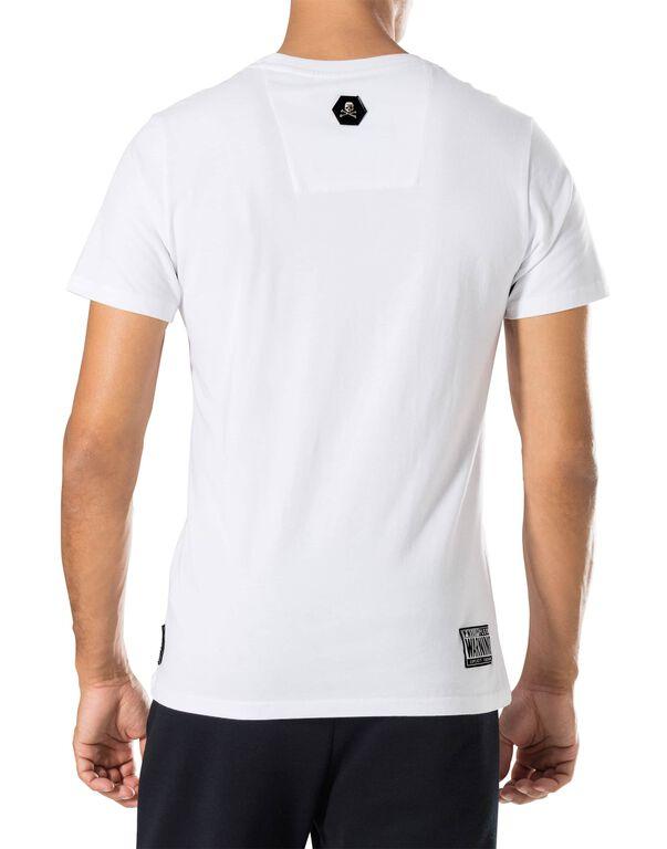 "T-shirt Round Neck SS ""Fancy"""