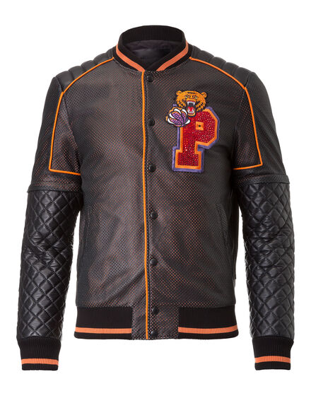 Leather Bomber My roar