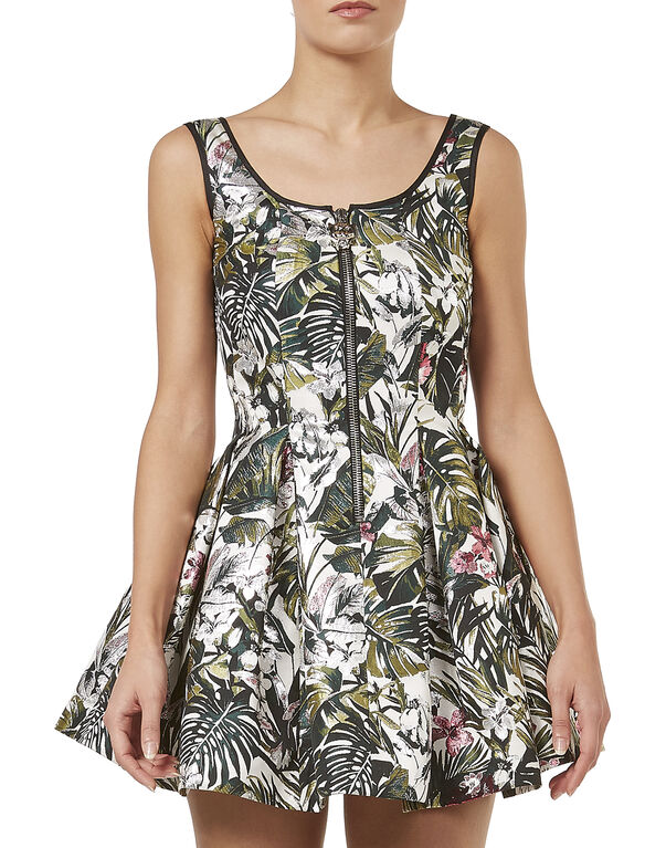 "Short Dress ""Wild Harmless"""