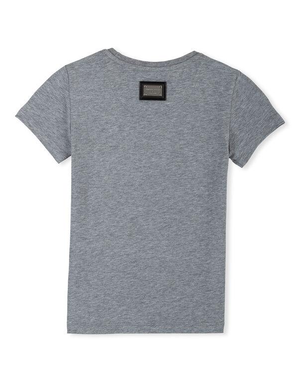 "T-shirt Round Neck SS ""Add Ny"""