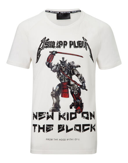 T-shirt Round Neck SS Ema