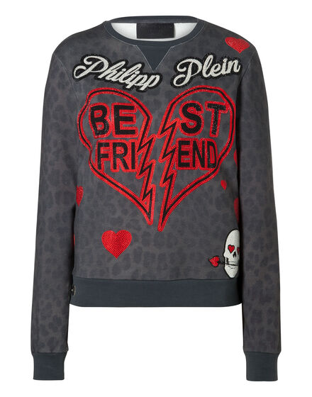 Sweatshirt LS As Long As You Love Me