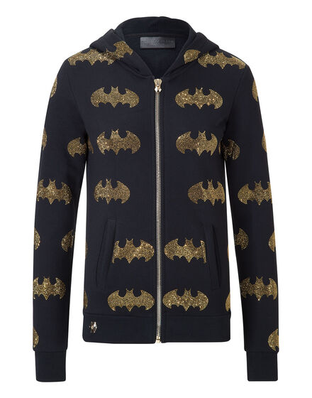 hooded jacket gotham