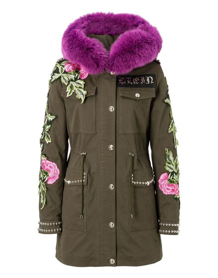 Parka Amy Cobb