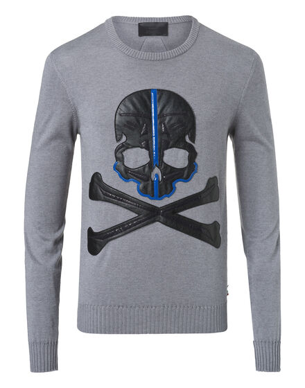 Pullover Round Neck LS Unlikely