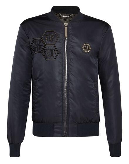 bomber jacket everglades