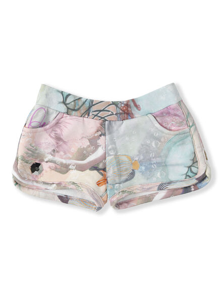 Jogging Shorts Underwater
