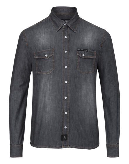 denim shirt long sleeves Laguna