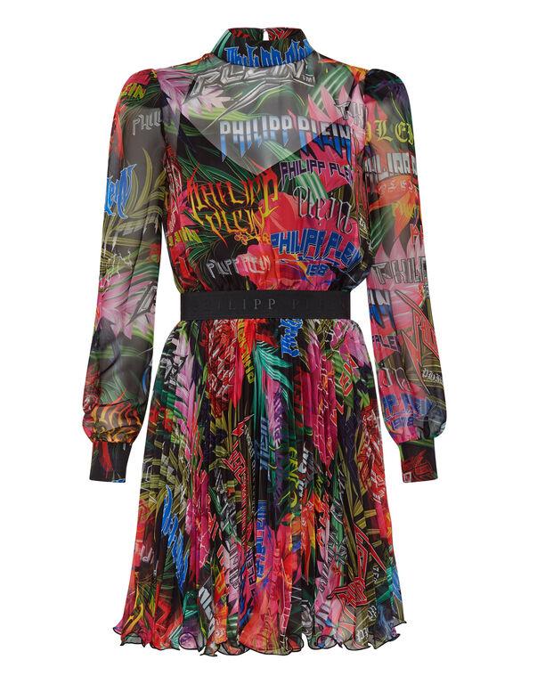 Short Dress Jungle Rock
