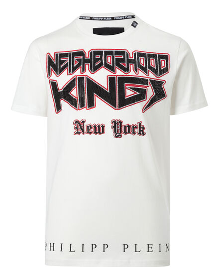 T-shirt Round Neck SS show new york