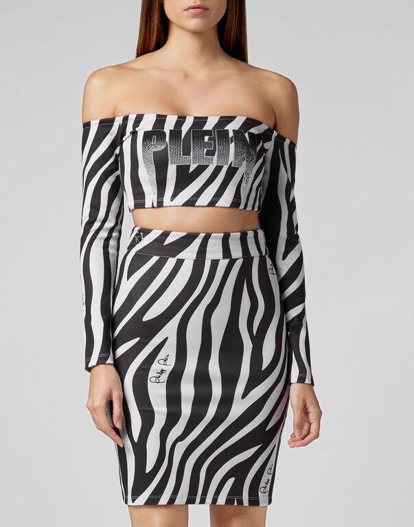 Top/Skirt Zebra