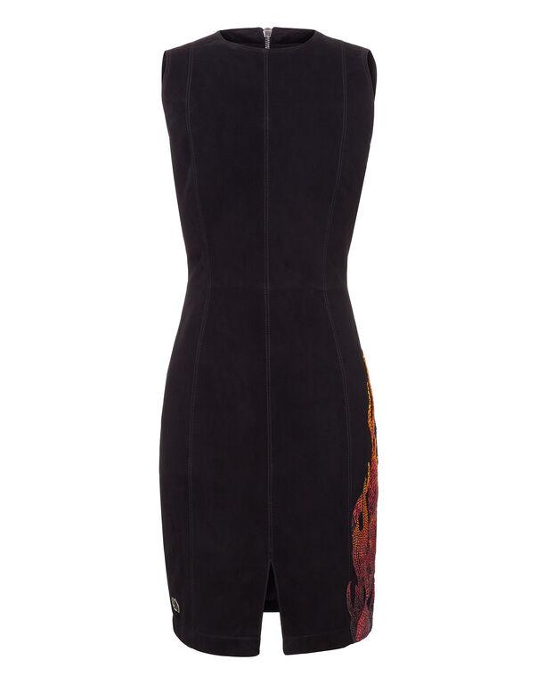 """Leather Dress """"Yaoundé"""""""