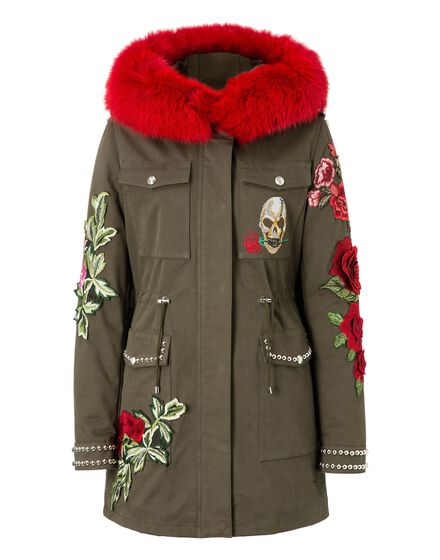 Parka Angelica Decano