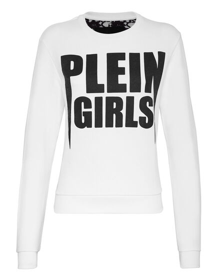 Sweatshirt LS Plein Girls