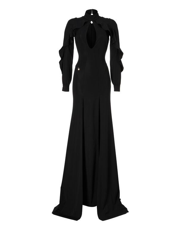 "Long Dress ""Dark Medieval"""