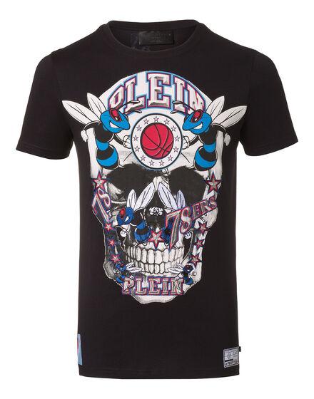T-shirt Round Neck SS Cadet