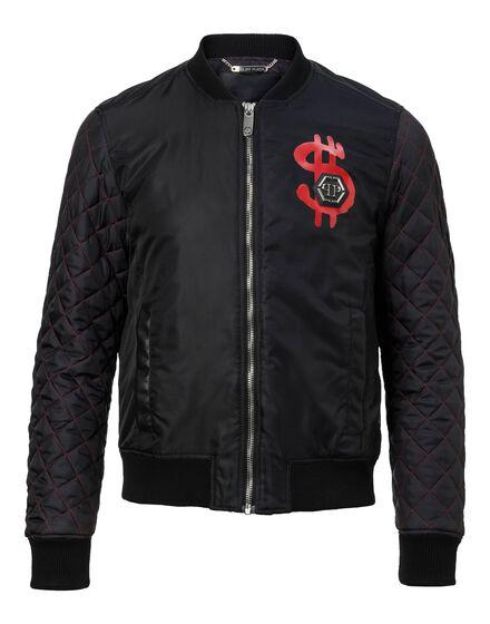 Nylon Jacket Rich people