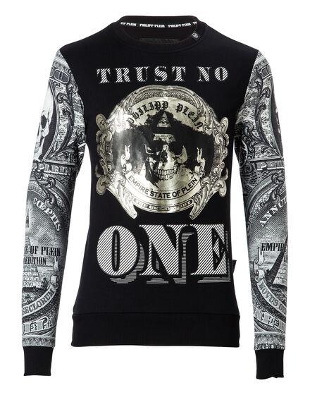 Sweatshirt LS Trust
