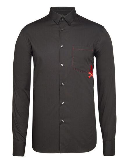 Shirt Platinum Cut LS Bertram