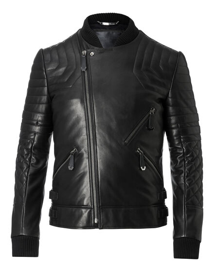 Leather Biker Second version