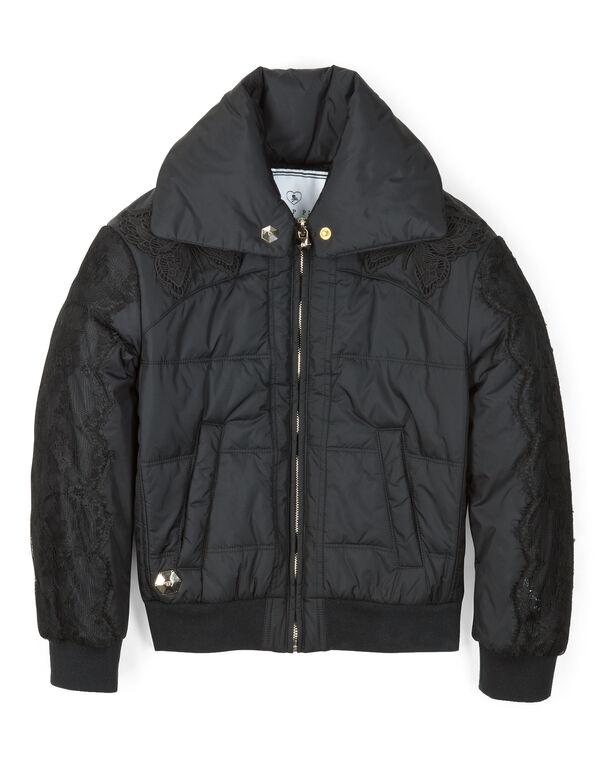 "jacket ""baby love"""