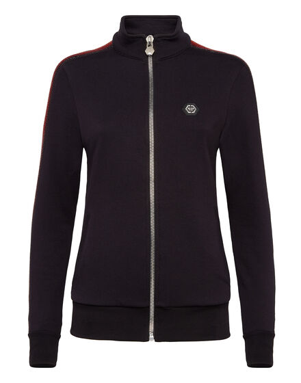 Jogging Jacket Crystal Plein