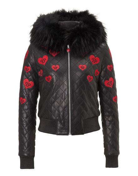 Leather Jacket Gregg