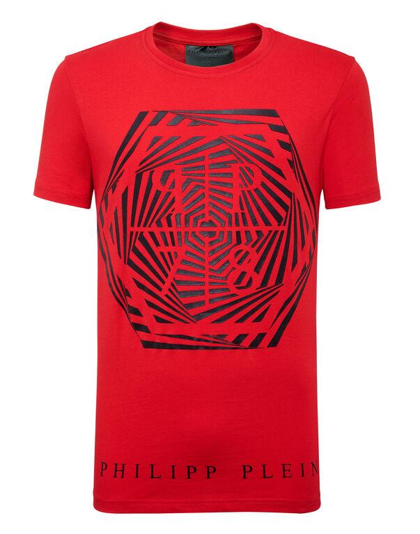 T-shirt Round Neck SS Exagonal