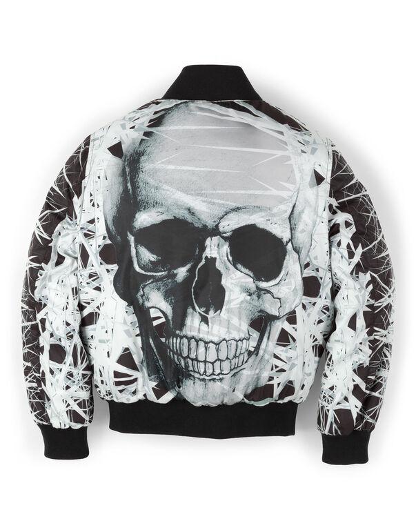 """nylon jacket """"chaos"""""""