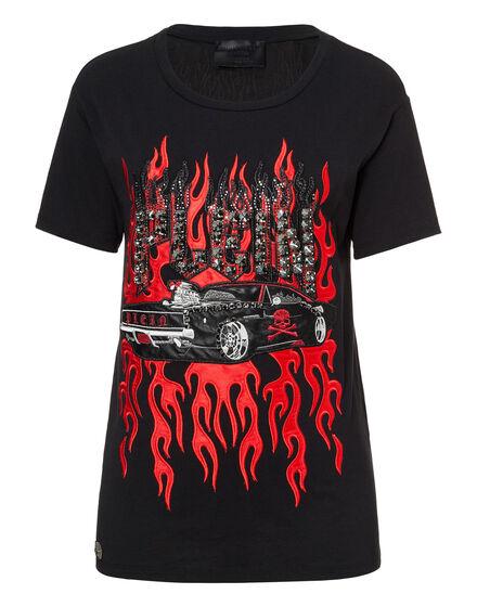 T-shirt SS Mad Car