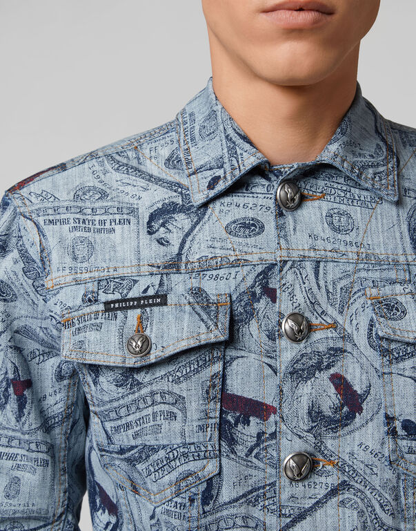 Denim Jacket Dollar