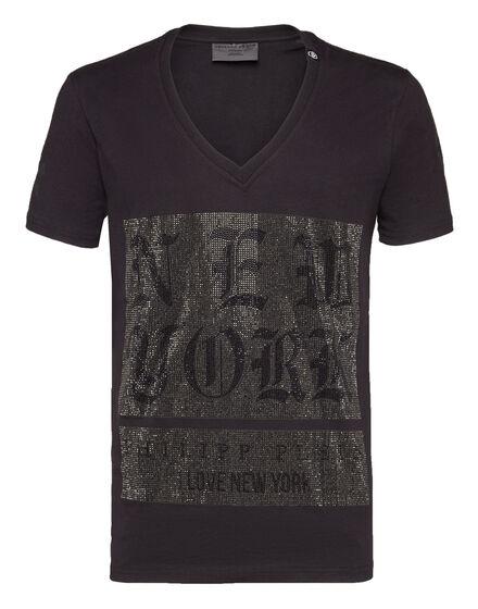T-shirt Round Neck SS Austin