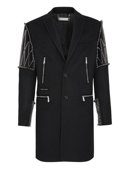 Coat Long Studs