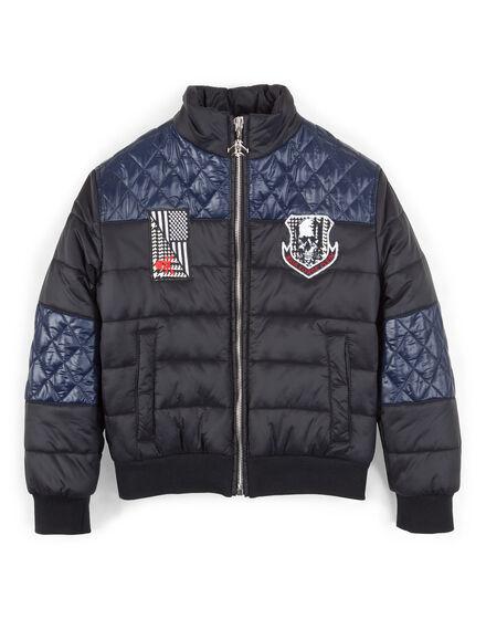 jacket plein air