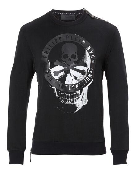 Sweatshirt LS Round