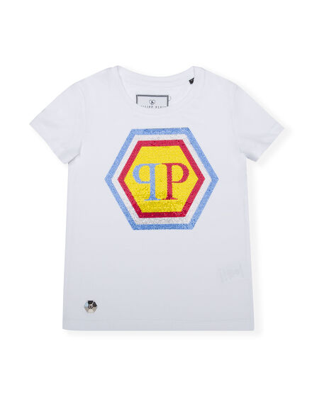 T-shirt Round Neck SS Colorfull