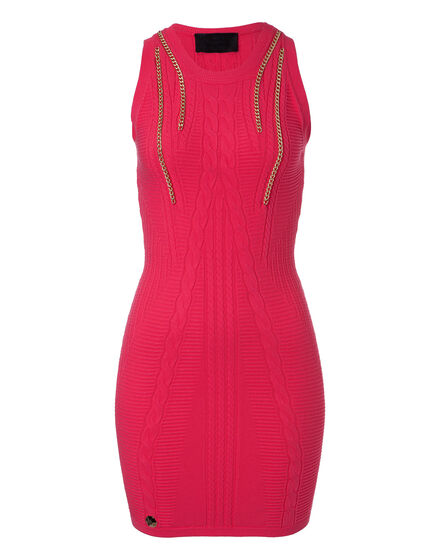 Knit Day Dress Everest