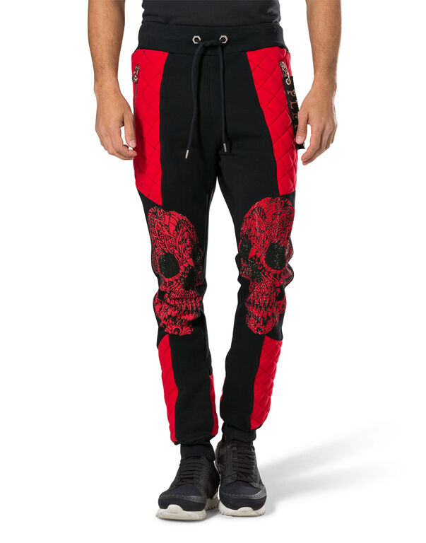 "jogging pants ""twin troubles"""