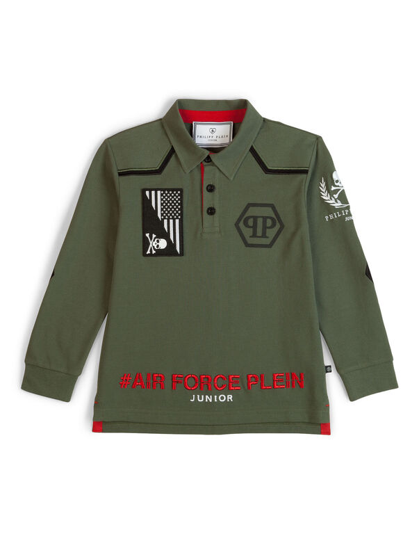 "polo long sleeves ""polo class"""