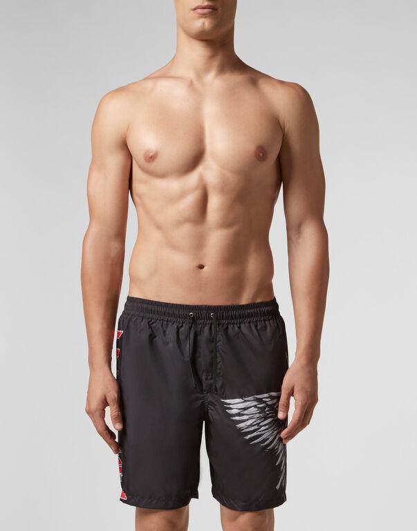 Boxer long beachwear Angel
