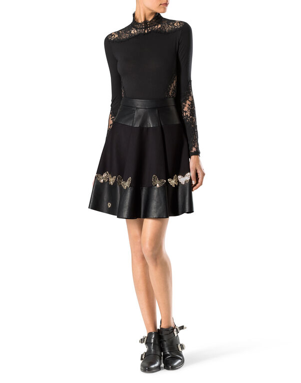 """skirt """"butterflies catcher"""""""
