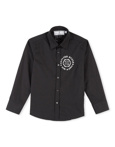 Shirt Blacky Line