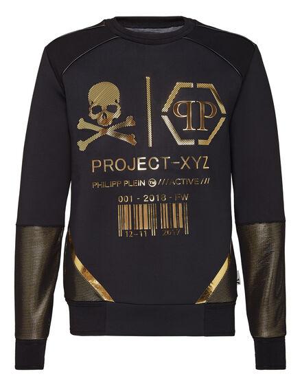 Sweatshirt LS XYZ Logos